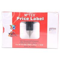 Motex Labels 6600 W