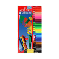 Faber Castell Connector Pens (Pack of 25)