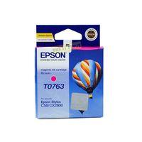 Epson T0763 Magenta Ink Cartridge