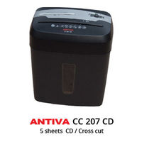 Antiva Personal & Office Shredder (CC207CD)