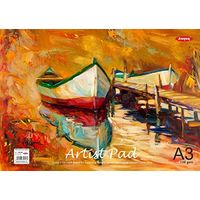 Anupam Artist Pad - A3, 50 Sheets, 130GSM