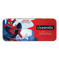 Classmate Invento Spiderman Geometry Box