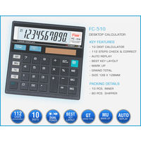 Flair Desktop Calculator (FC-510)