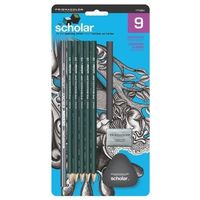 Prismacolor Scholar Graphite Pencil (Set of 9) (SAN 1774264)