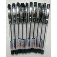 Montex Mega Top Ball Pen Black (Pack of 10)