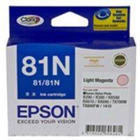 Epson 81N Light Magenta Ink Cartridge C13T111690