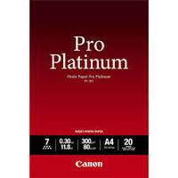 Canon PT-101 (A4) ) Photo paper