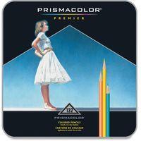 Prismacolor Premier Colour Pencil Assorted (Set of 132) (SAN 4484)