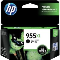 HP 955 XL Black Ink Cartridge