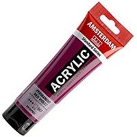 Amsterdam Acrylic Colour Tube Standard Series 120ml Permanent Red Violet (17095672)
