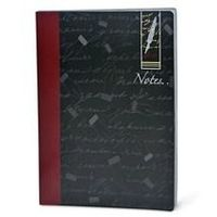 Nightingale Layflat Notebook Standard Size Ruled 192 Pages
