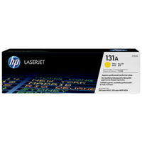 HP 131A Colour Original LaserJet Toner Cartridge (Yellow)