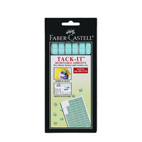 Faber Castell Tack It, Green 50Gms