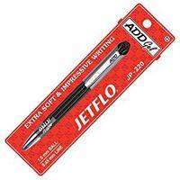 Add Gel Jet Flo 220 Gel Pen (Red, Pack of 5)