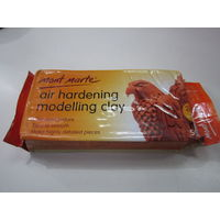 Mont Marte Modelling Clay Terracotta 500gms