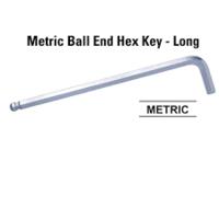 Stanley 2.5mm Metric Ball End Long Hex Key (94-081)