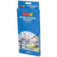 Camel Water Colour Pencils (12 shades)