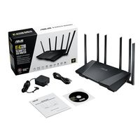 ASUS Wireless -AC3200Tri-Band Gigabit Router (RT-AC3200)
