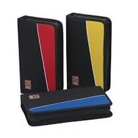 Trio Micro Fibre Series CD Wallet 80CD's (CD80N)
