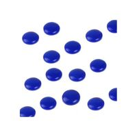 Dolphin Magnet 30mm - Blue