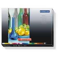 Staedtler Karat Soft Pastel Chalk, (36 Colours, Cardboard Box) 2430 C36