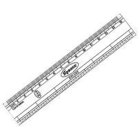 Apsara15 cm scale