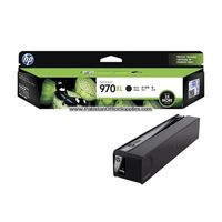 HP 970 XL Black Ink Cartridge(CN625AA)