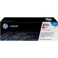 HP 824A Magenta Original LaserJet Toner Cartridge (CB383A)