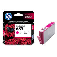 HP 685 Magenta Ink Cartridge(CZI23AA)