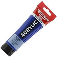 Amsterdam Acrylic Colour Tube Standard Series 120ml Phthalo Blue (17095702)