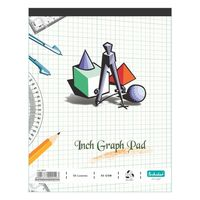 Scholar Graph Pad (in Inch)