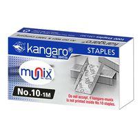 Kangaro Munix Staples No: 10-1M (Pack of 20)