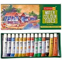 Camel Student Water Colour Tubes ( 14 Shades)