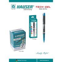Hauser Tech Gel Pen Blue (Pack of 5)