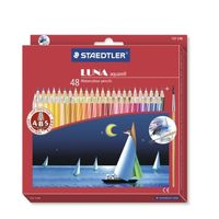 Staedtler Luna Colour Pencils (48 Shades)