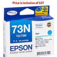 Epson 73N Ink Cartridge (Cyan)