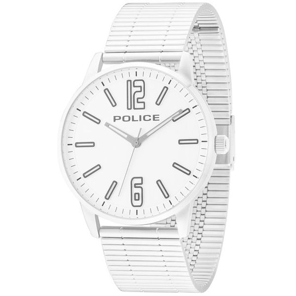 Men s Stainless Steel Band Watch - P 14765