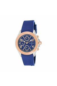 Giordano Men's Watch Multi Function Display- 1908-01, blue, blue
