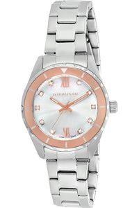 Giordano Women's Watch Analog Display- 2931-22, silver, silver