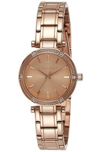 Giordano Women's's Watch Analog Display- 2795-22, rose gold, rose gold