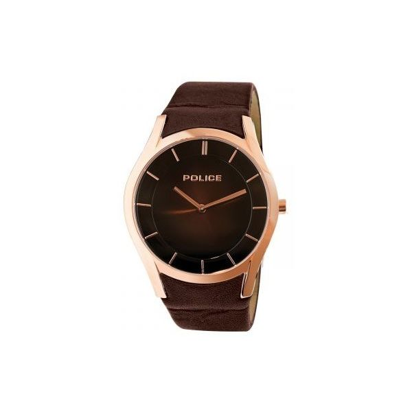 Men s Leather Band Watch - P 13268