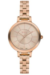Women's Super Metal Band Watch -LC06175, rose gold, rose gold, rose gold