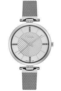 Women's Super Metal Band Watch - LC06463, silver, silver, silver