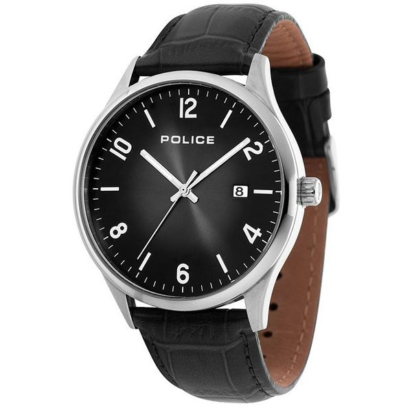 Men s Leather Band Watch - P 14925