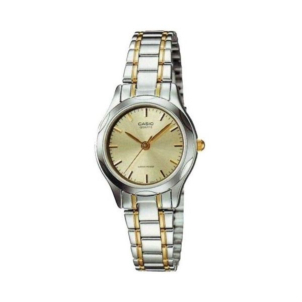 Women s Stainless Steel Band Watch - LTP-1257
