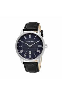 Giordano Men's Watch Analog Display- 1945-01, black, blue