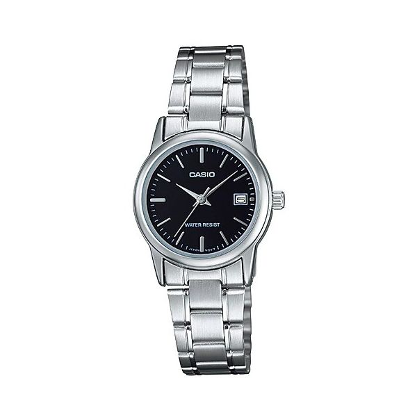 Women s Stainless Steel Band Watch - LTP-V002