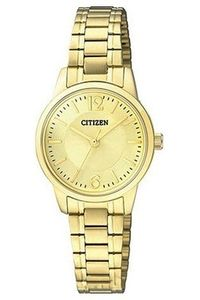 Women's Stainless Steel Band Watch - EJ6083, gold, gold, gold