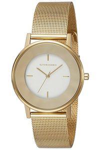 Giordano Women's's Watch Analog Display- 2793-22, gold, gold