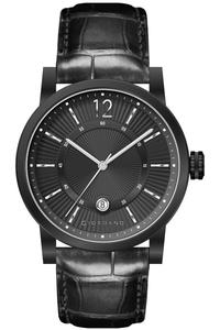 Giordano Men's Watch Analog Display-1834-03, black, black